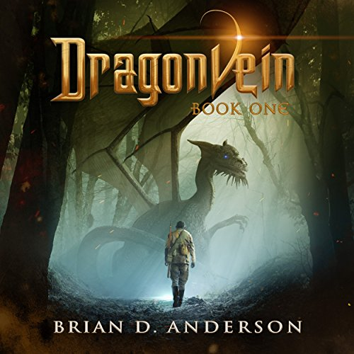 Page de couverture de Dragonvein, Book One