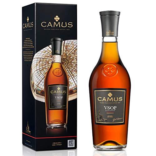 Camus VSOP Elegance Cognac mit Geschenkverpackung - 70cl 40° - Familienbesitz seit 1863