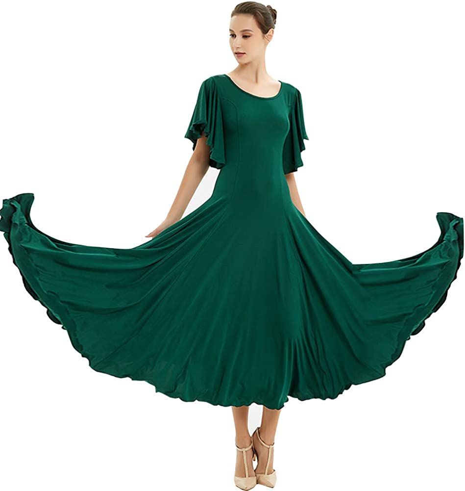 wholesale YUMEIREN Women's Ballroom Dress Competition Ranking TOP5 for