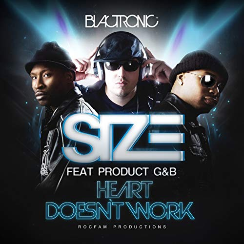 Heart Doesn't Work (feat. The Product G&B) [Blactro Remix Extended]
