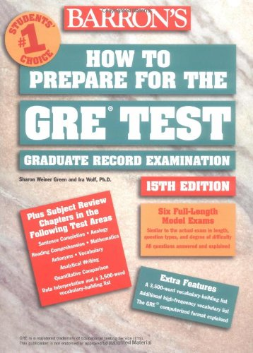 How to Prepare for the GRE Test