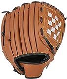 DINGZHAO Gant de baseball en cuir synthétique pour main gauche - 26,7 cm - 31,8 cm - Pour adultes,...