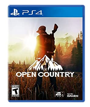 Game - Playstation 4 Open Country Book