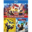 The Lego 3-Film Collection (BD) [Blu-ray]
