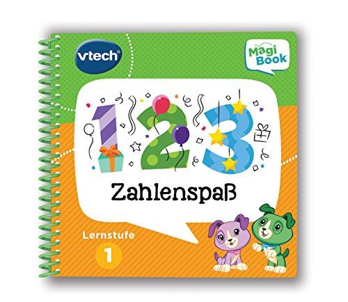 VTech MagiBook 80-480704 Juego Educativo - Juegos educativos (Multicolor, Child, Niño/niña, 2 año(s), 5 año(s), Alemán)