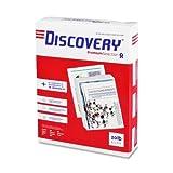 Grupo Portucel Soporcel Multipurpose Paper, 8-1/2x11', 3HP, 20lb, 97GE/110, 5Ream, White (SNA00101)