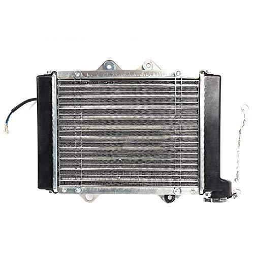 Radiador ATV ventilador de refrigeración