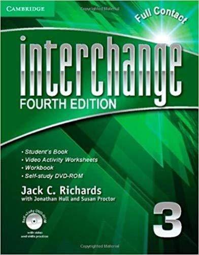 Interchange Level 3 Self-study DVD-ROM (4th Edition)