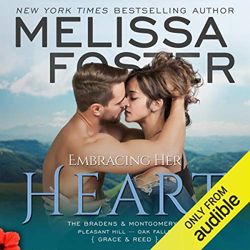 Embracing Her Heart audiobook cover art