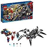 レゴ(LEGO) スーパー・ヒーローズ  ヴェノム・クローラー 76163
