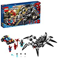 LEGO Marvel Super Heroes Spider-man Venom Crawler Set 76163