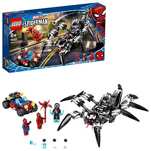 LEGO Super Heroes 76163 Venom Krabbler