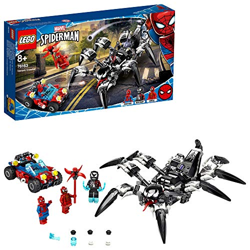 LEGO Superhéroes - Criatura Mecánica de Venom - 76163