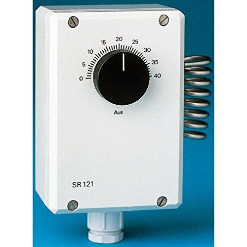 Theben 8011001 – Thermostat für Mechanik, IP 54