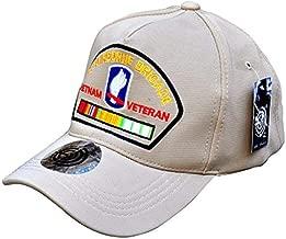 HANWILD Army 173rd Airborne Brigade Baseball Hat Embroidered Adjustable