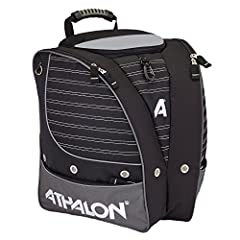 """ADVENTURE TRAVEL READY – pack a jacket, helmet, boots, and all your must have gear in this bag for your next outdoor adventure. The Athalon """"TRIATHALON ADULT"""" Boot Bag is loaded with features to suit your active lifestyle. AMAZING STORAGE – the boot ..."""