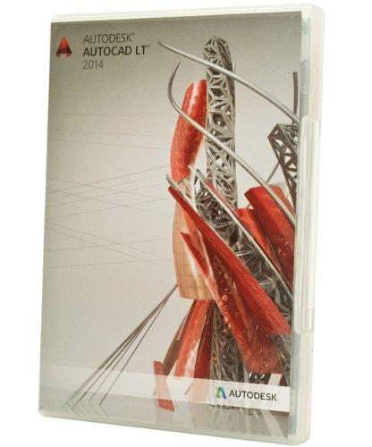 Autodesk AutoCAD LT 2014 Vollversion, Einzelplatz, Multilingual
