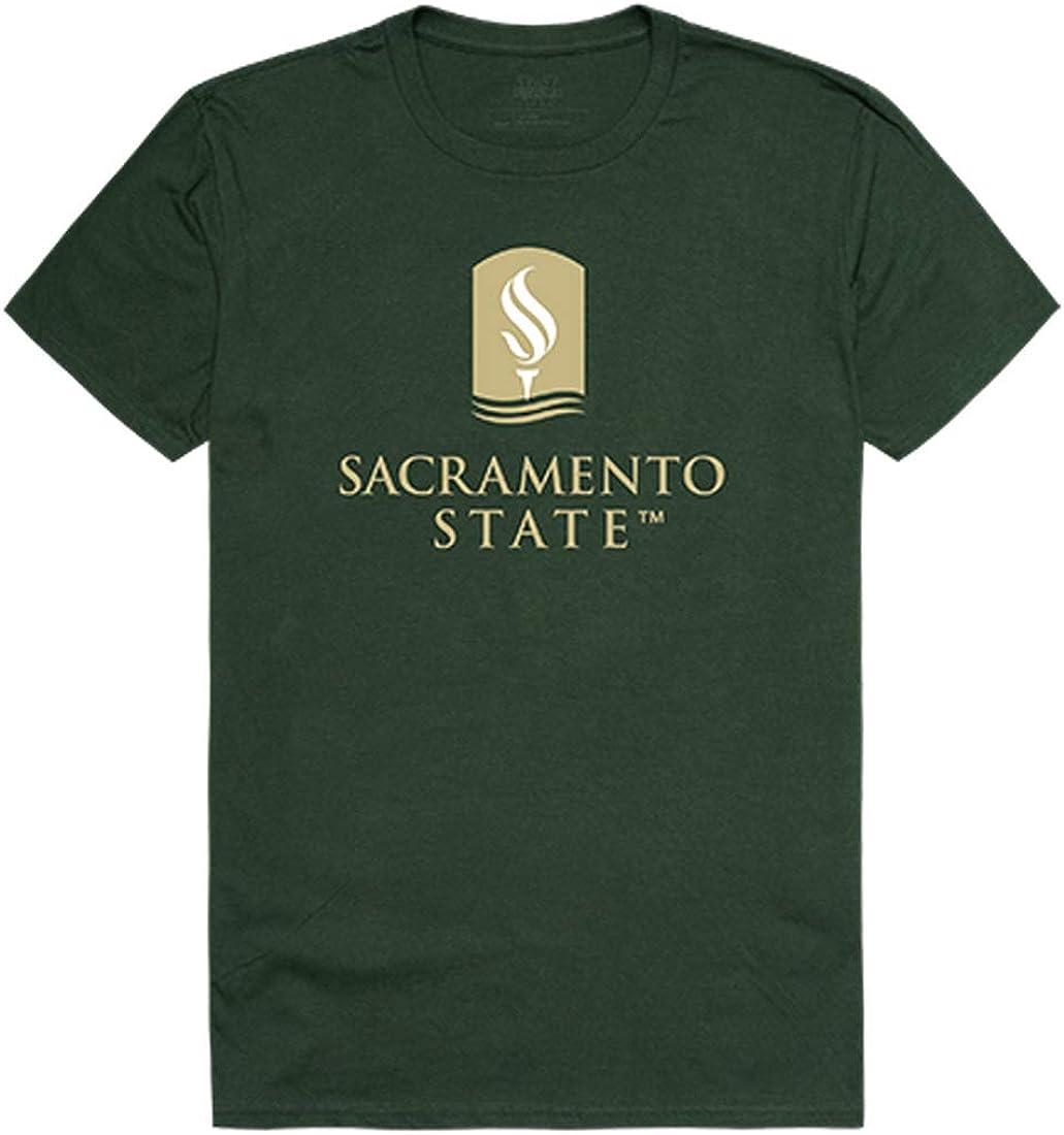 CSUS California State University Sacramento Men's 超安い Institut NCAA 定番キャンバス