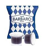 Barbaro Caffe' Uno System Cremoso Napoli Miscela Blu - 100 Capsule