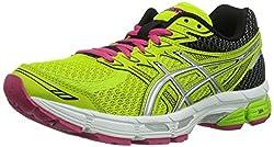Asics GEL-PHOENIX 6, Women's Running Shoes, Green (LIME / SILVER / MAGENTA 8993), 37.5 EU (4.5 Women's UK)