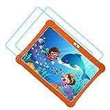 YGoal Pellicola schermo per DUODUOGO Tablet Bambini 10 Pollici, [2 PACK] premium ad alta definizione 9H...