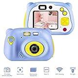 sseir fotocamera digitale per bambini con 25 milioni, 2 pollici, sincronizzazione wifi telecamera registratore di formazione scolastica e gli sport può autoscatto,come un giocattolo regalo