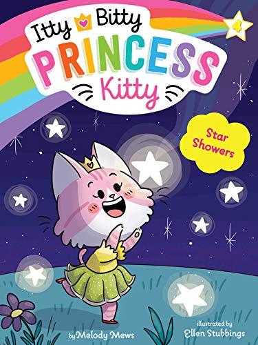 Star Showers (4) (Itty Bitty Princess Kitty)