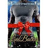Her Christmas Linebacker: Sweet Football Christmas Romance (Eclipse Team Romances Book 2) (English Edition)