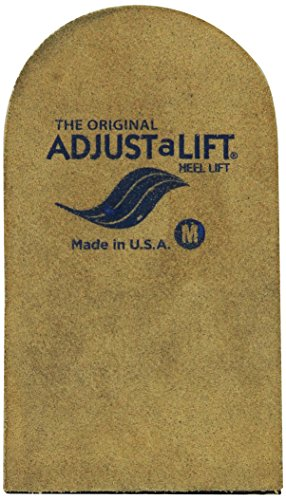 Warwick Enterprises Adjust A Heel Lift, Medium (Pack of 2)