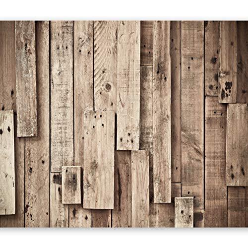 murando Papier peint intissé 200x140 cm Décoration Murale XXL Poster Tableaux Muraux Tapisserie Photo Trompe l'oeil bois conseils f-A-0371-a-c