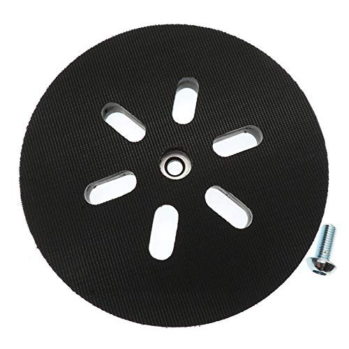 LICHIFIT - Platorello abrasivo per smerigliatrice orbitale a 6 fori, 150 mm