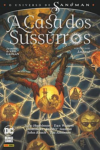 O Universo De Sandman: A Casa Dos Sussurros Vol. 2