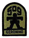 509th Infantry Geronimo OCP Patch - Scorpion...