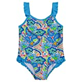 Tommy Bahama Girls' One-Piece Swimsuit Bathing Suit