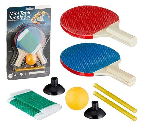 Cepewa Tischtennis-Set Mini für jeden Tisch