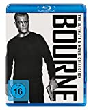 Bourne - The Ultimate 5-Movie-Collection [Blu-ray] - Matt Damon