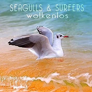Seagulls & Surfers