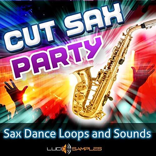 Cut Sax Party contiene 256 loop con suoni del sassofono, 679 'one shot samples' e tonnellate di aggiunte come drum loops, kick, key loops ed effetti sonori | Download