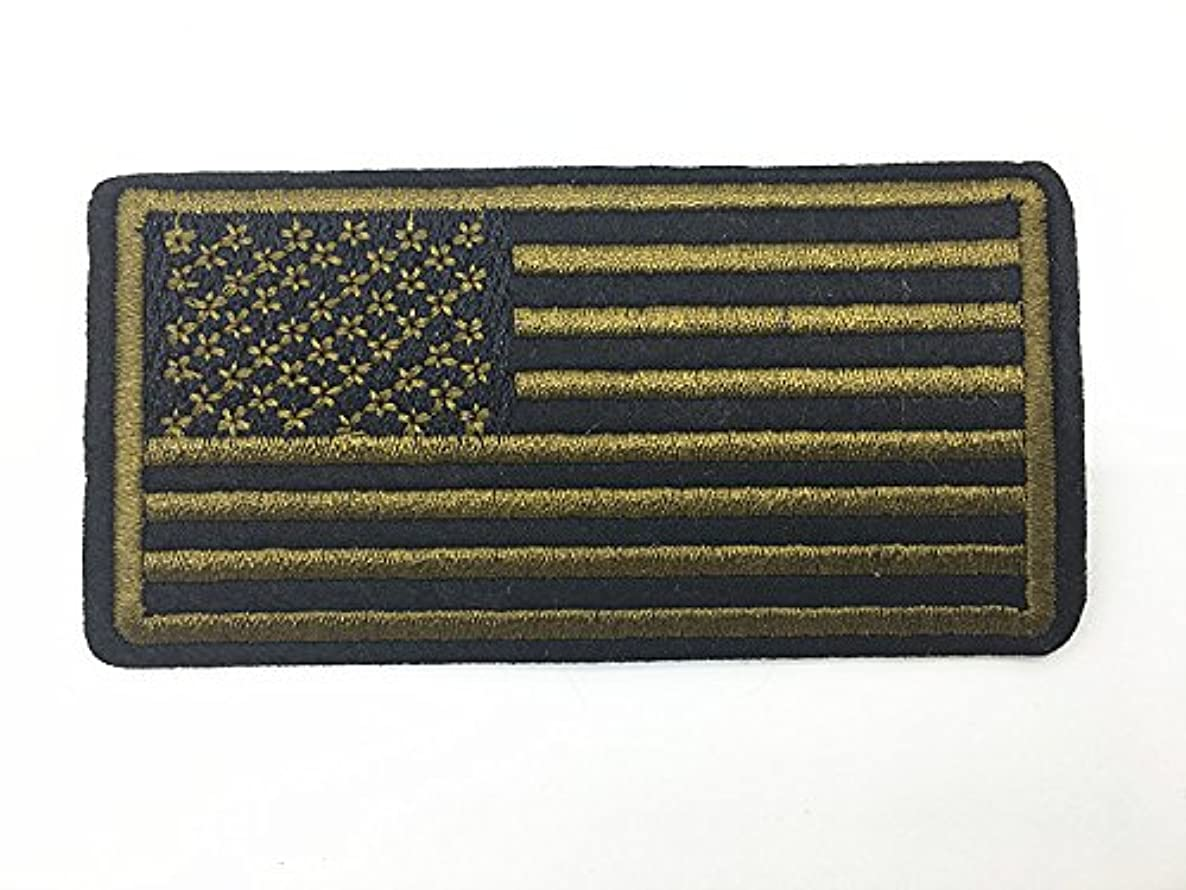 1 pieces Tactical USA Flag Patch - American Flag US United States of America Military Patches (1) gdfsrdg962