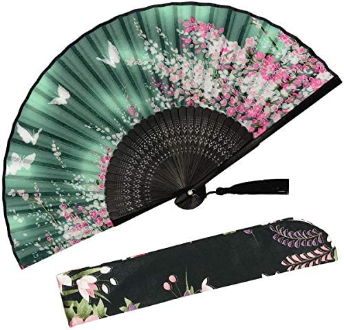Chinese dance fans for sale _image3