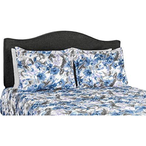 For Sale! AB Lifestyles Monet Splash Bedspread for Airstream ((34x80 L+R Pair w/Rounded Corners) Twi...