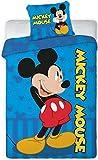 Disney 066 Micky Maus Bebé Ropa de Cama Reversible Set 100 X 135cm