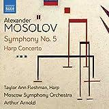 Symphonie N° 5-Concerto pour Harpe...
