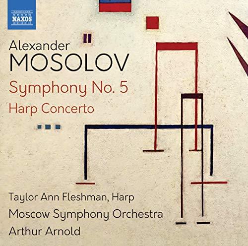 Symphony N.5, Harp Concerto