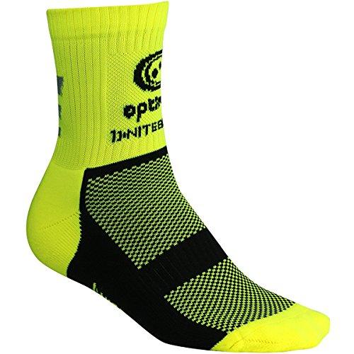 Optimum Unisex Nitebrite Hi-Viz Cycling Socks