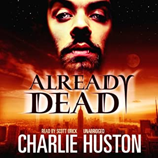 Already Dead audiobook cover art