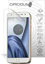 Celicious Vivid Plus Mild Anti-Glare Screen Protector Film Compatible with Motorola Moto Z Play Droid [Pack of 2]