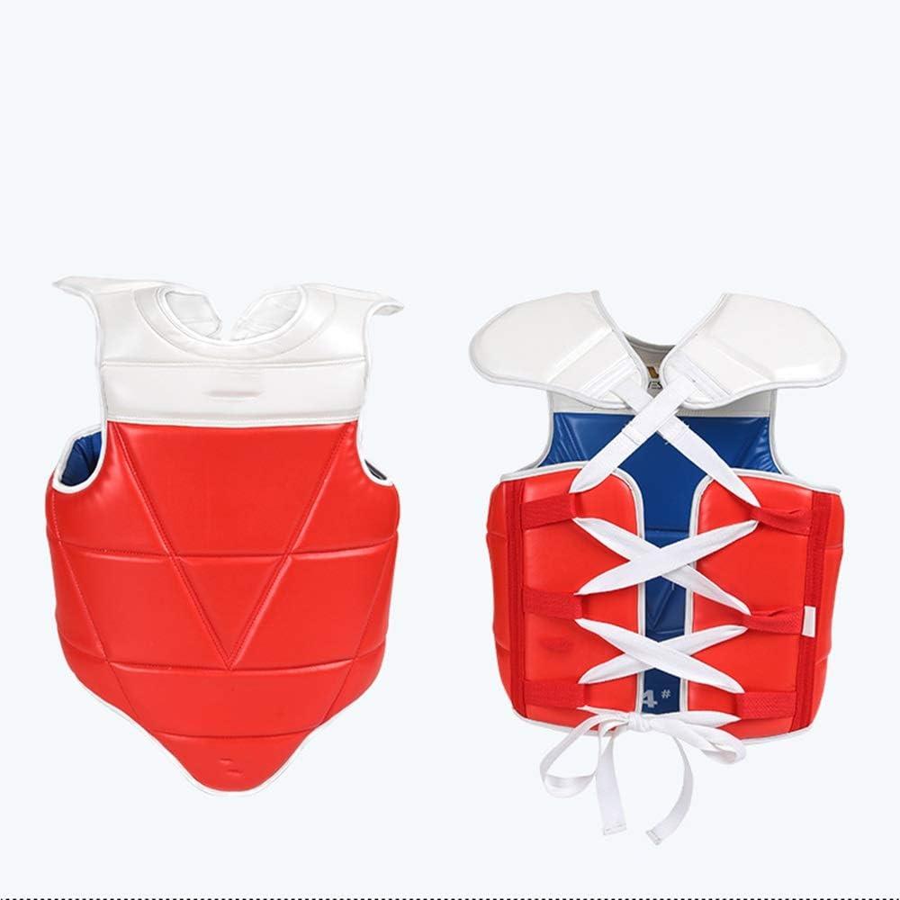 HttKse Body outlet Shields for Boxing Taekwondo Denver Mall C Chest Adult Protector