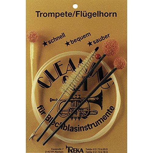 Reka Reinigungsset für Trompete, Flügelhorn und Kornett