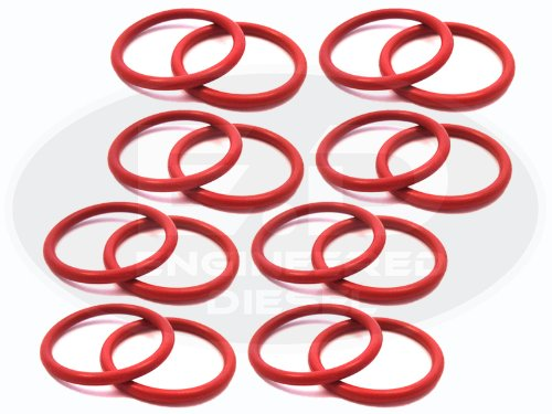 Injector Cup O-Ring - Duramax LB7 2001-2004 pkg of...